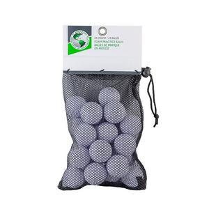 Foam Practice Balls- 24 Pack