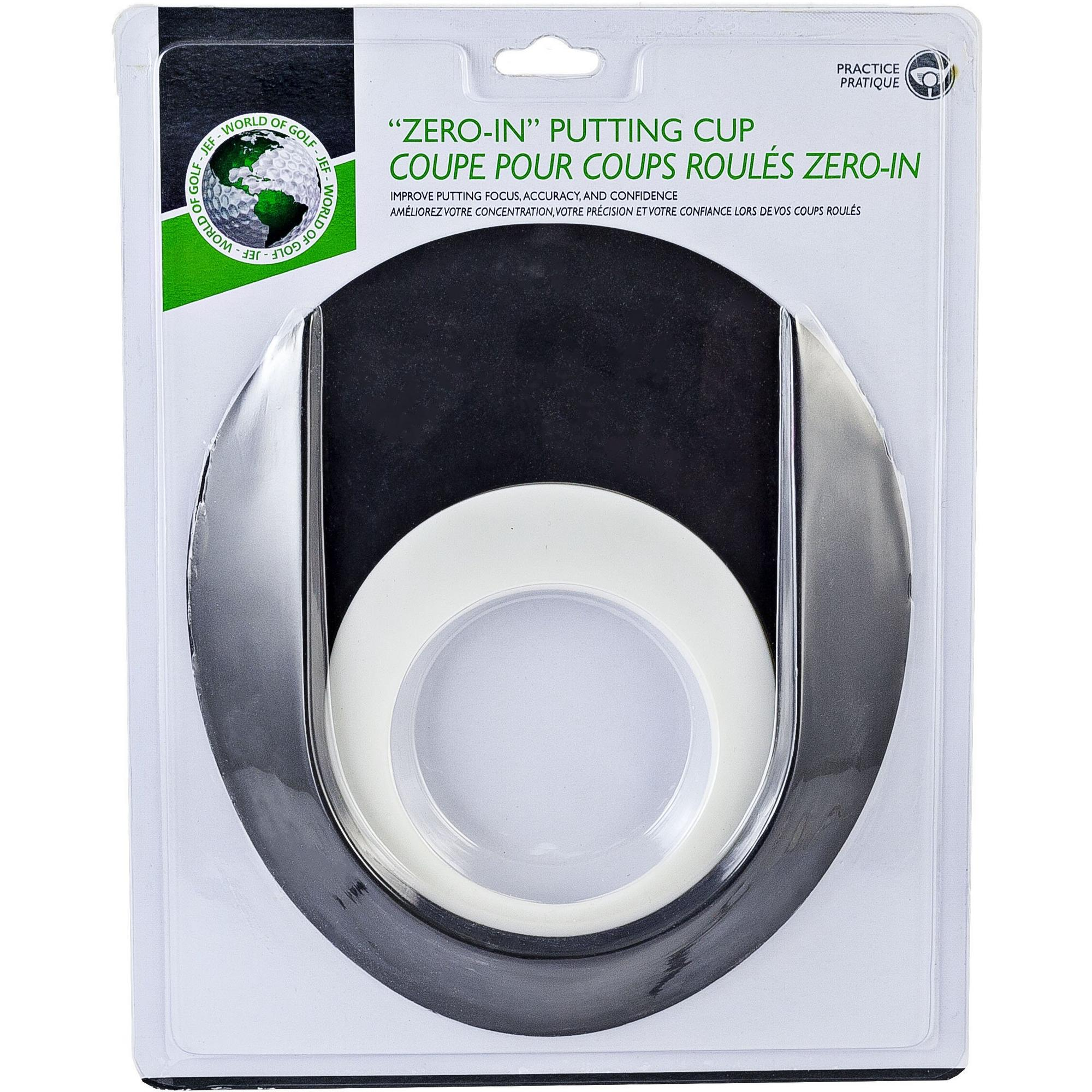 Zero In Putting Cup