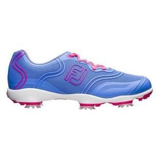 Women's Aspire Spiked Golf Shoe- Periwinkle (FJ# 98896)