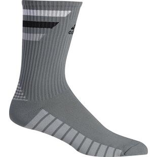 Men's 3 Stripe Single Crew Socks