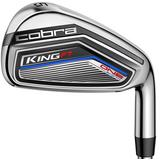 King F7 One Length 5-PW, GW Iron Set with Steel Shafts