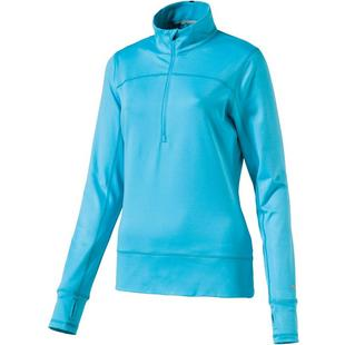 Women's 1/4 Zip Long Sleeve Popover