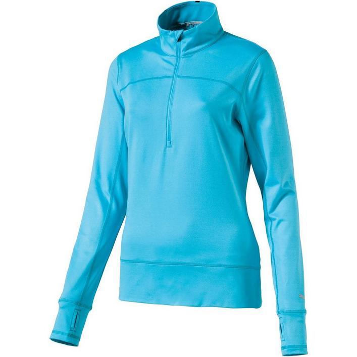 Women's 1/4 Zip Long Sleeve Popover