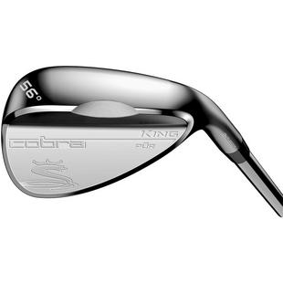 King Pur Wedge with Steel Shaft