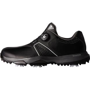 Men's 360 Traxion Boa Spiked Golf Shoe - Blk