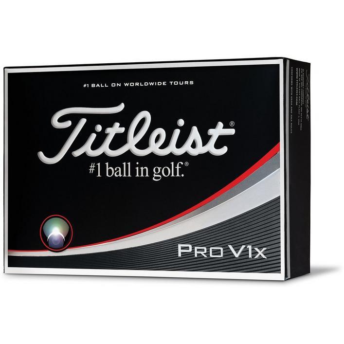 Prior Generation - Pro V1X Golf Balls