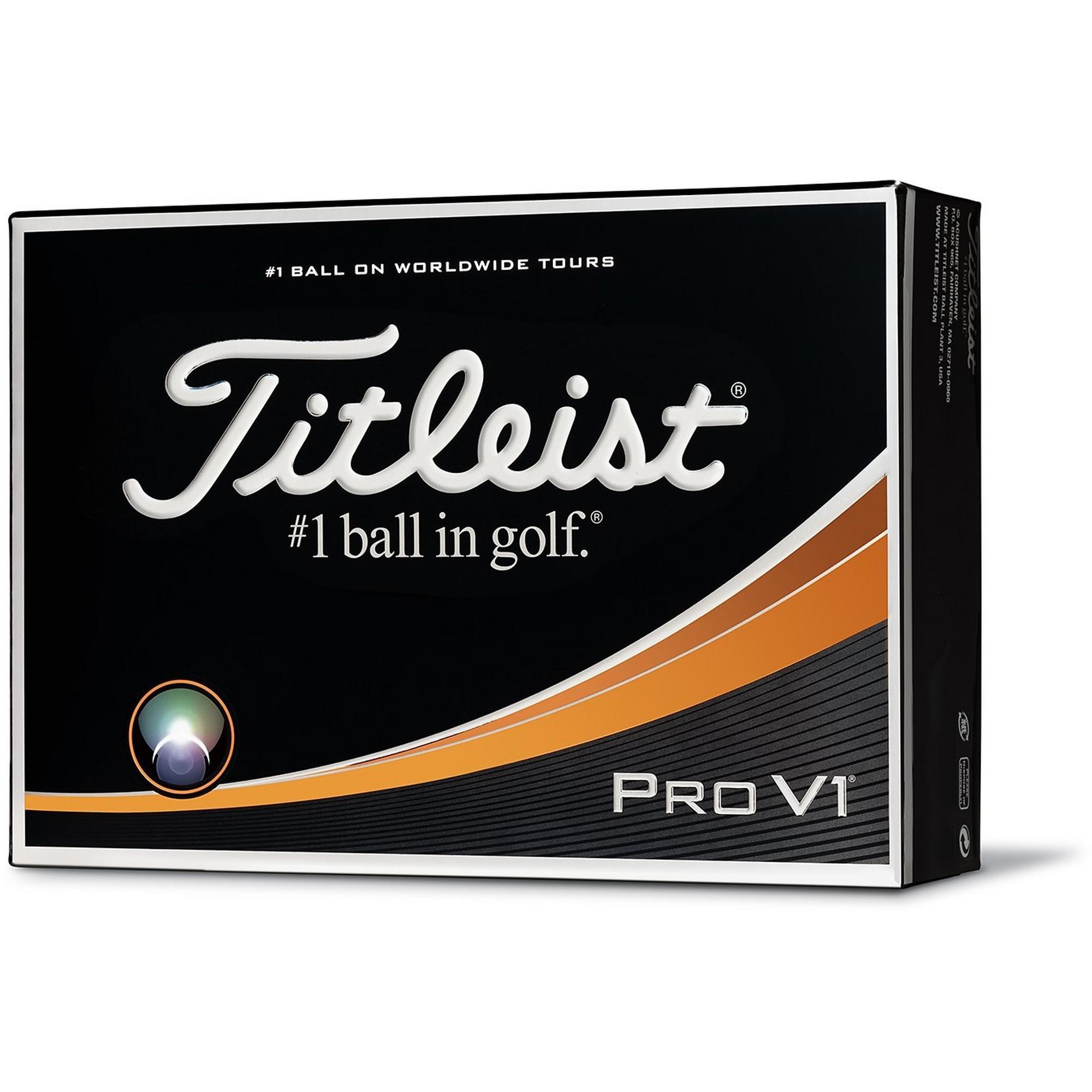 Balles Pro V1 - Ancienne génération