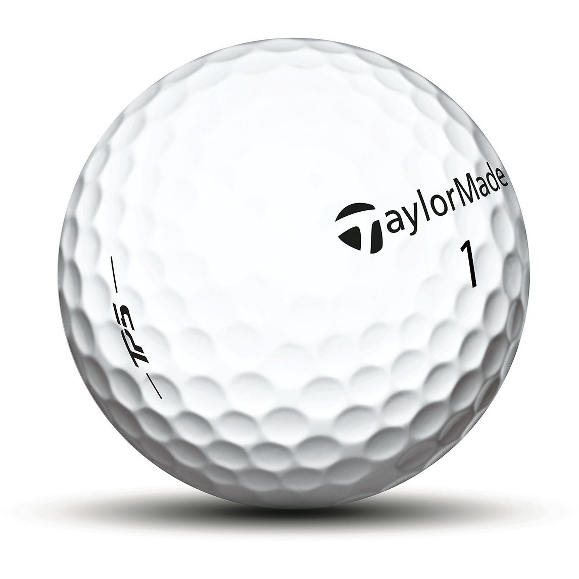 Balles TP5, 12 balles