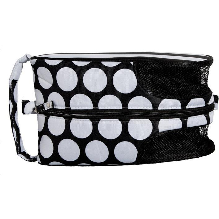 Mod Dot Shoe Bag