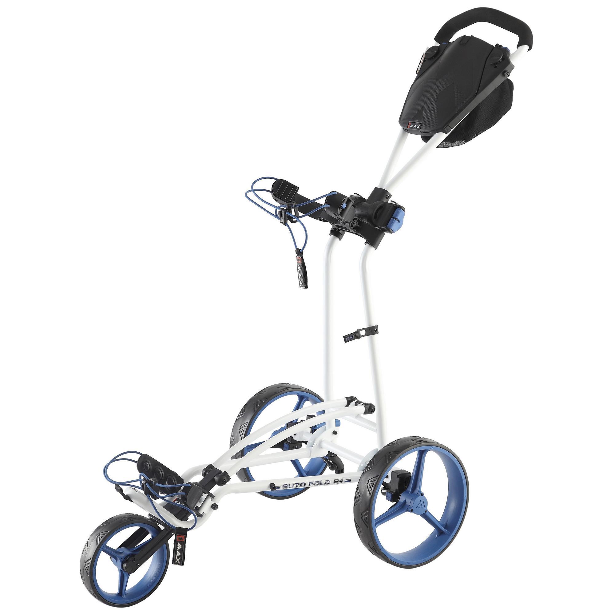 Auto Fold FF Push Cart