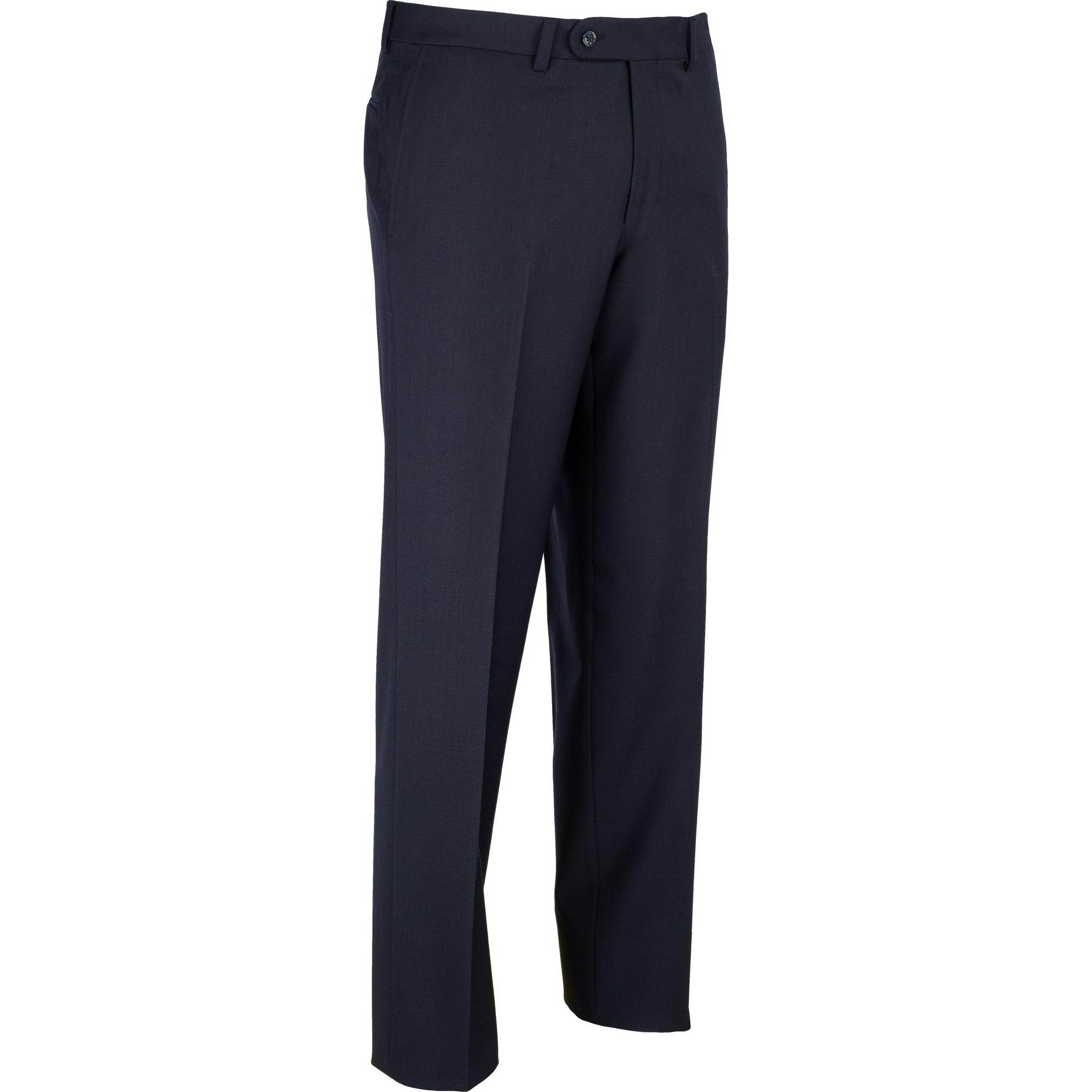 Men's New Harvard R595 Flat Front Pant