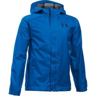 Boy's Bora Full Zip Rain Jacket
