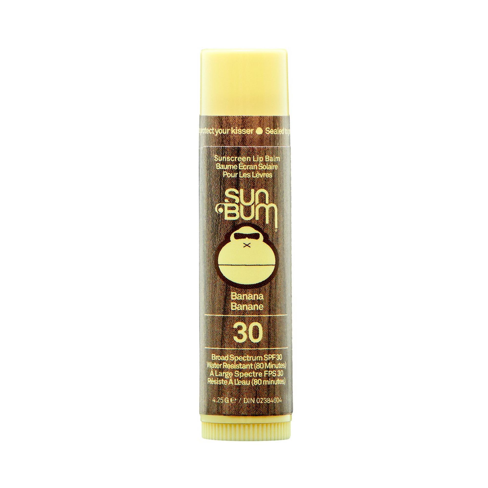 SPF 30 Lip Balm - Banana