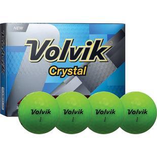 Balles Crystal - Vert