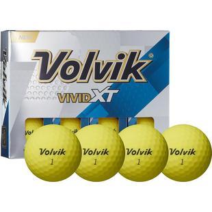 Balles Vivid XT - Jaune