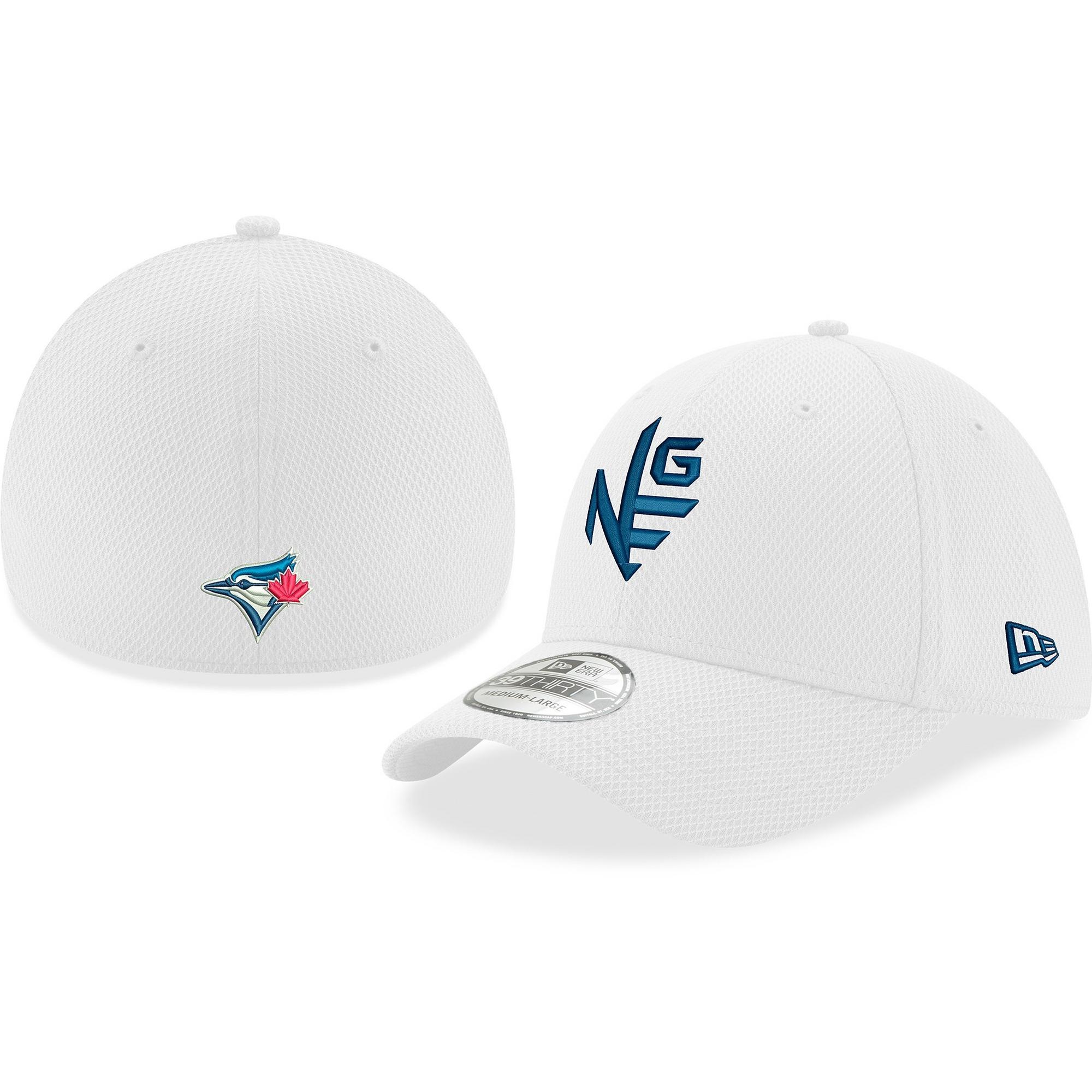 Men's Contour Stretch Blue Jays Cap