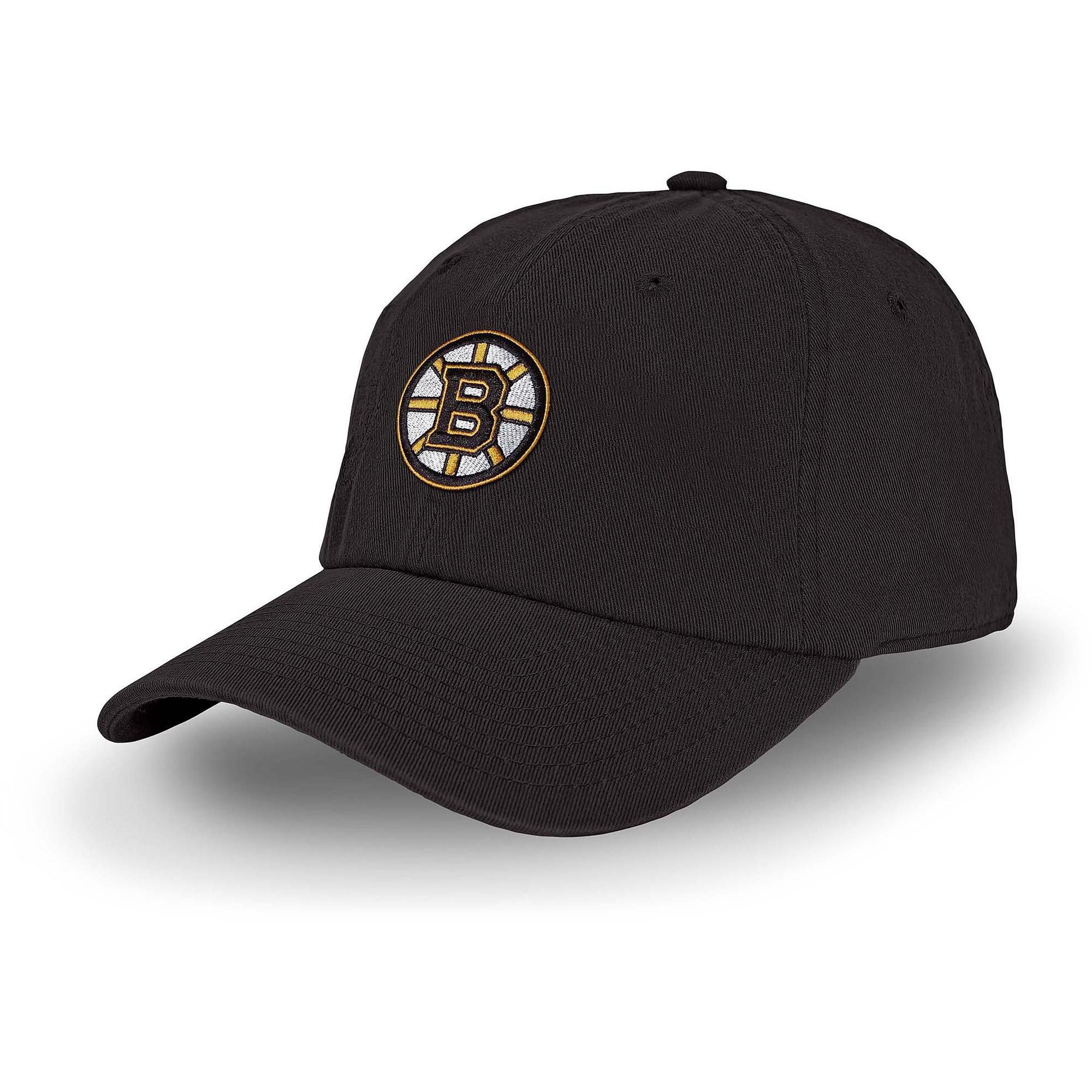 Men's Racing Stripe Boston Bruins Cap