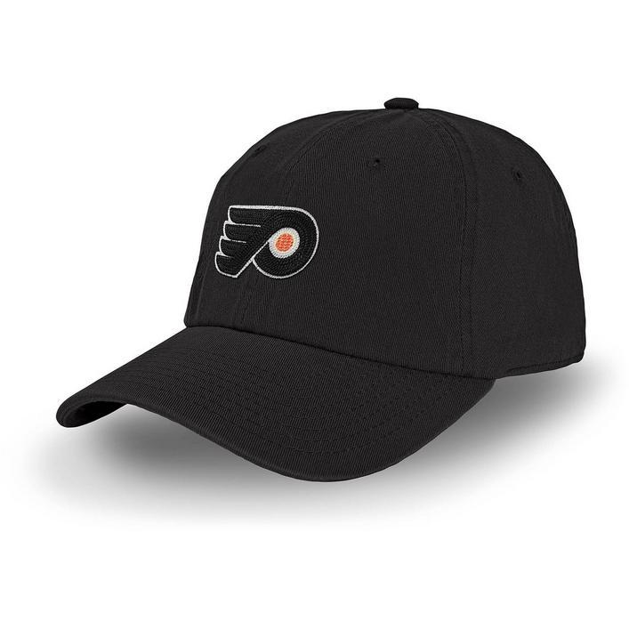 Men's Racing Stripe Philadelphia Flyers Cap
