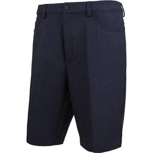 Men's 5-Pocket Heathered Shorts