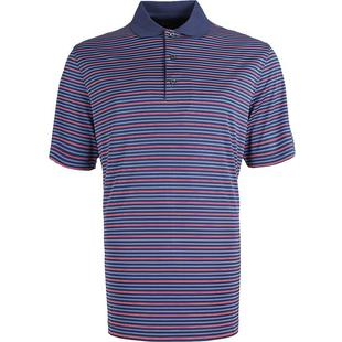 Men's Protek Microlux Stripe ShorT Sleeve Polo