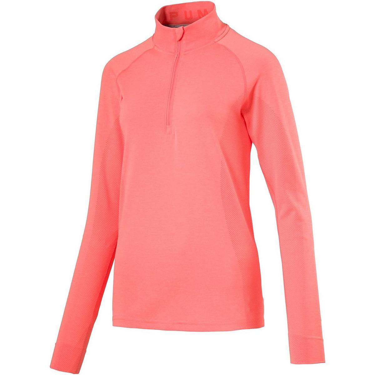 Women s Evoknit Seamless Quarter Zip Sweater   Golf Town Limited 0bee64512a