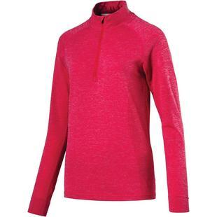 Women's Evoknit Seamless Quarter Zip Sweater