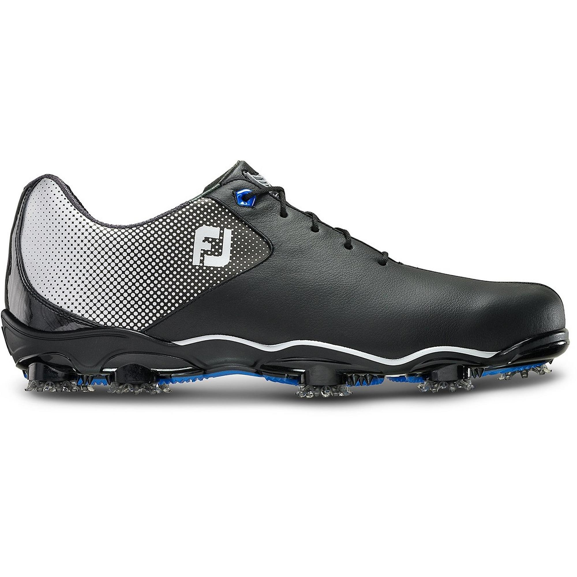 Men's DNA Helix Spiked Golf Shoe - Black