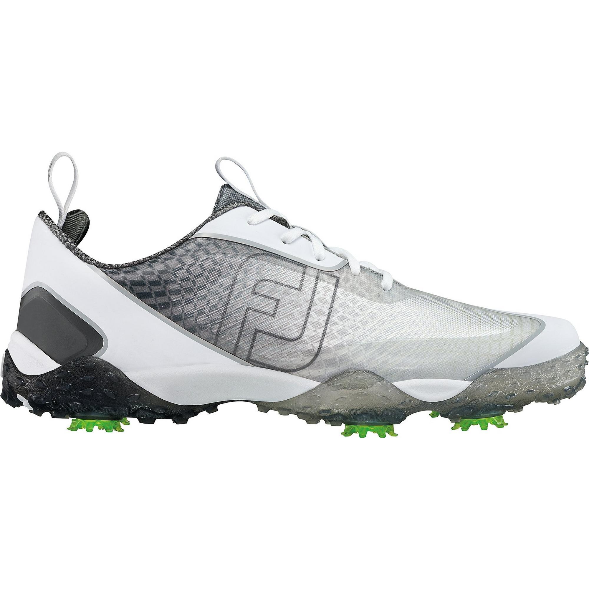 Men's Freestyle 2.0 Spiked Golf Shoe - Dark Grey/White (Medium Width)