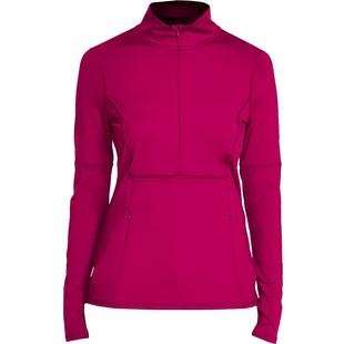 Women's Course Long Sleeve Pullover