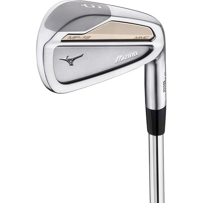 MP-18 MMC 4-PW Iron Set with Steel Shafts