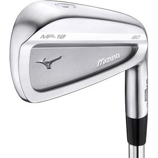 MP-18 SC 3-PW Iron Set with Steel Shafts