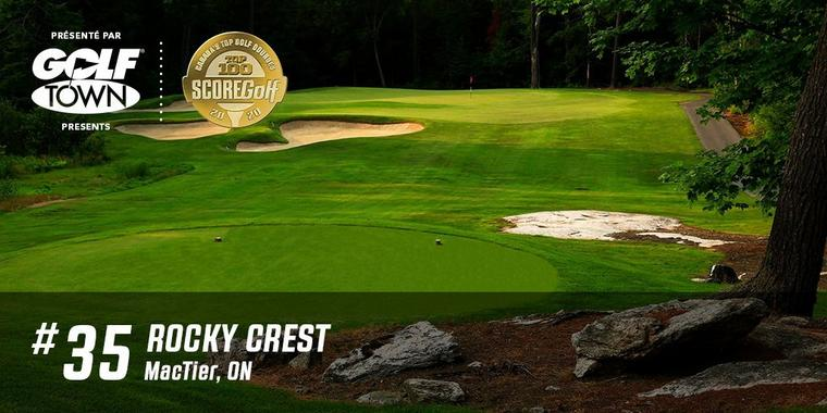 TOP 100 CANADIAN GOLF COURSE COUNTDOWN: 40-31