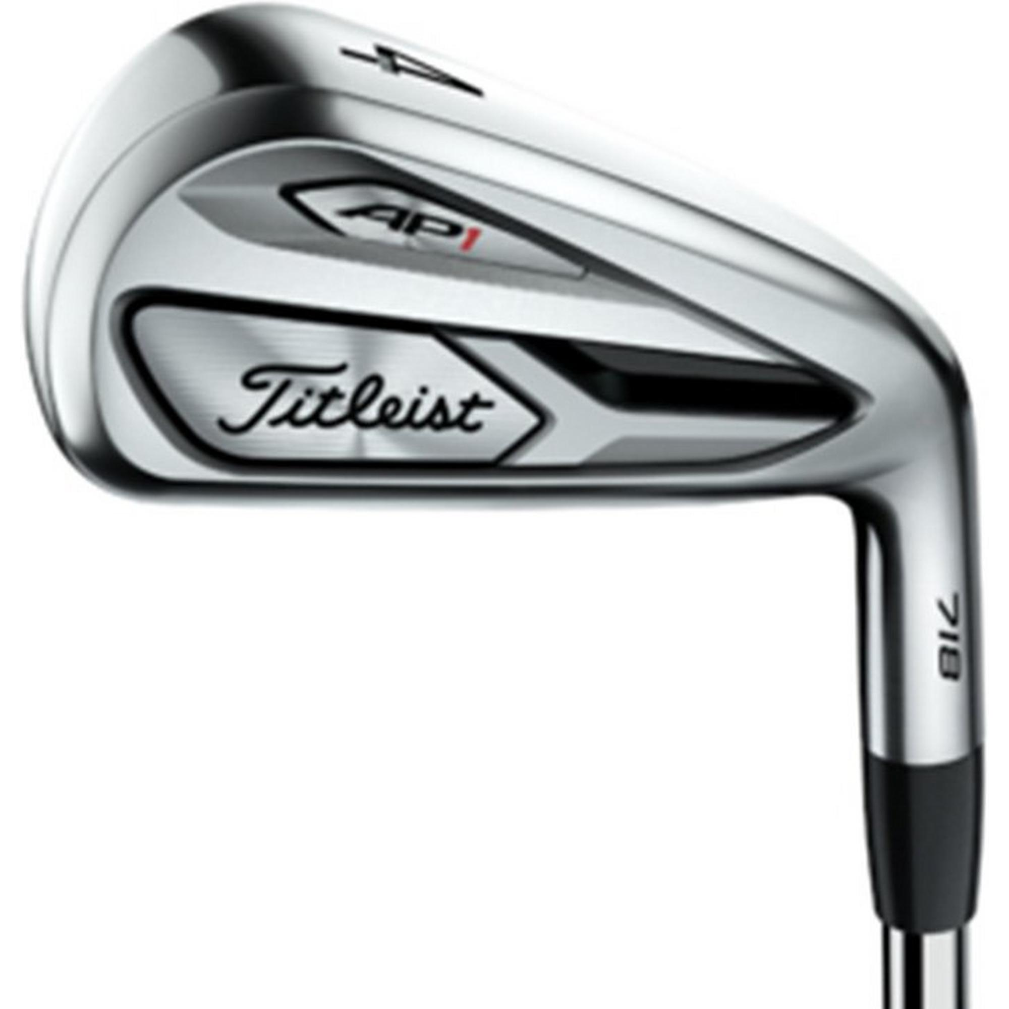 718 AP1 4-PW Iron Set with Steel Shafts