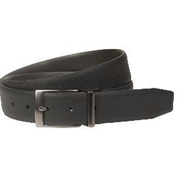 Men's Textured Reversible Belt
