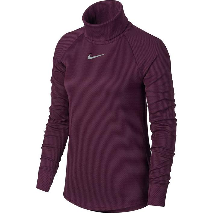 Women's Aeroreact Warm Long Sleeve Top