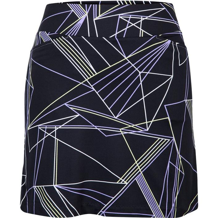 Women's Helaine Printed Pull On Skort