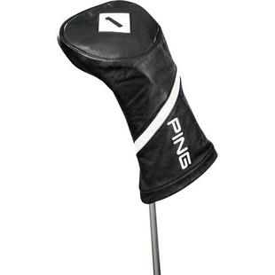 100% Leather Driver Headcover