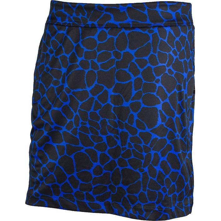 Jupe-pantalon à imprimé de 18 po pour femmes