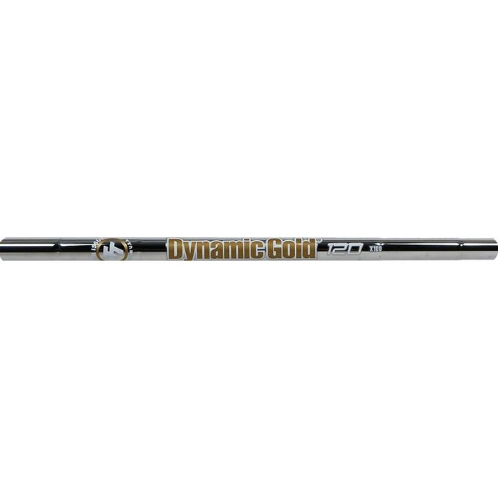 Dynamic Gold Tour Issue 120 .355 Taper Tip Steel Iron Shaft