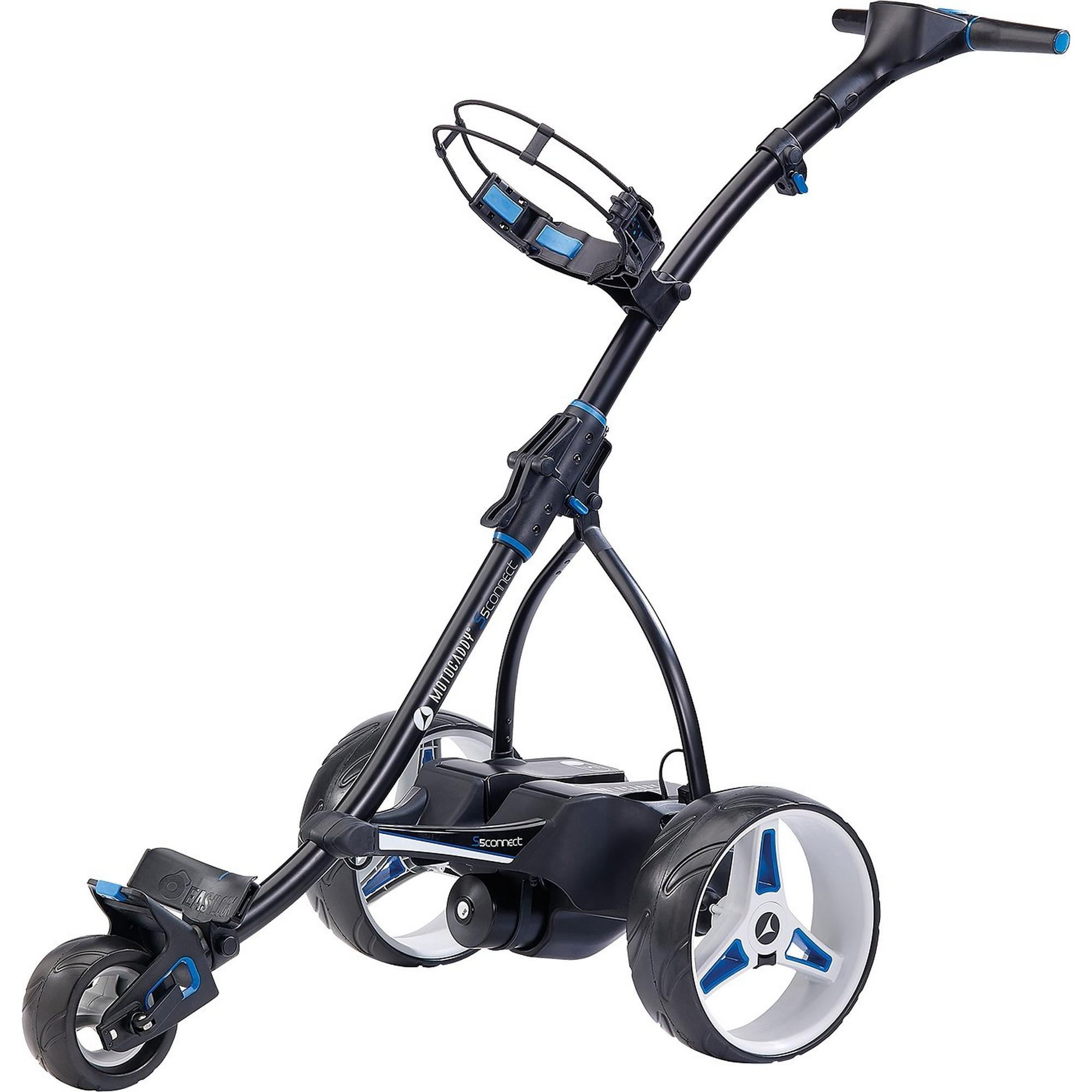 S5 Connect GPS Electric Cart