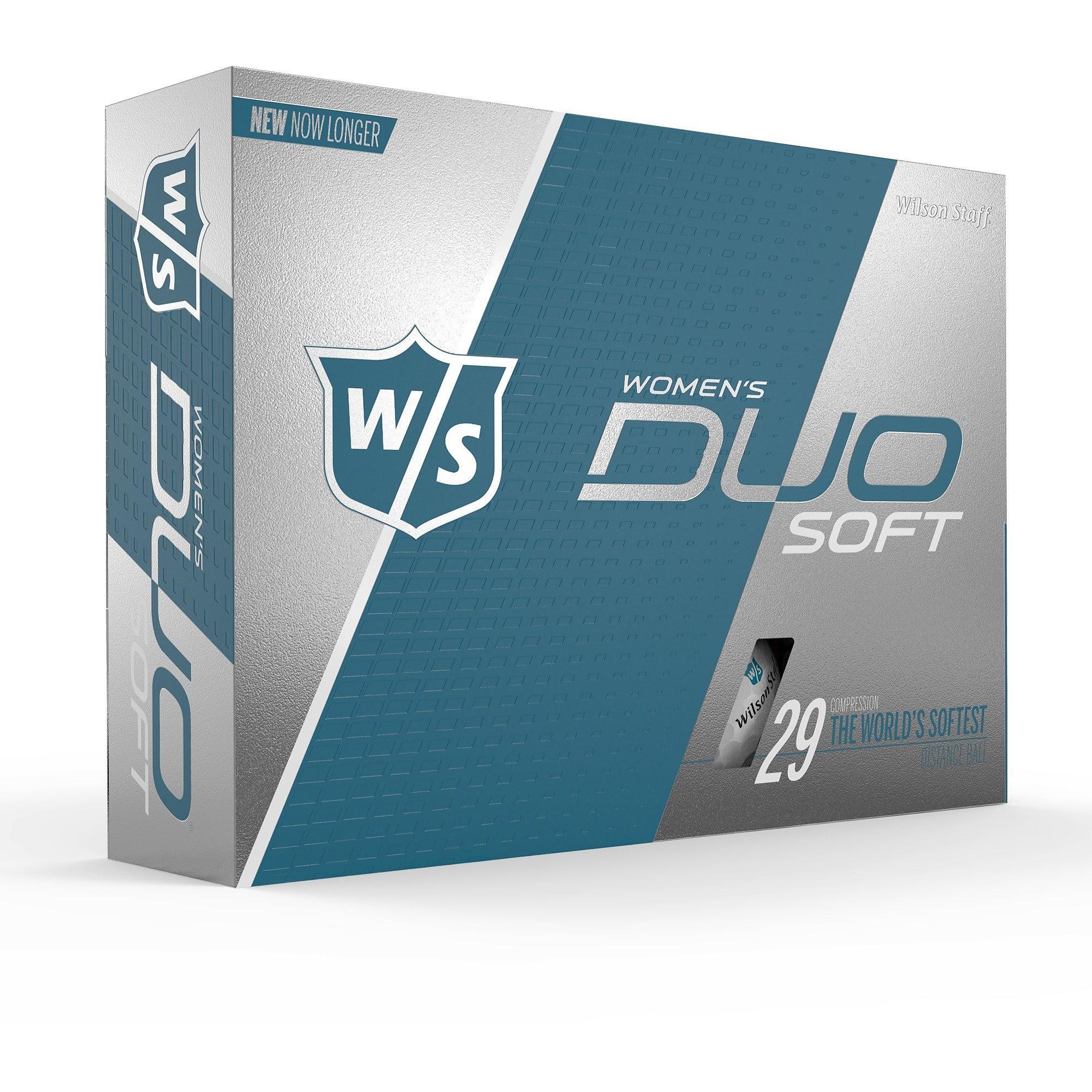 Women's DUO Soft Golf Ball