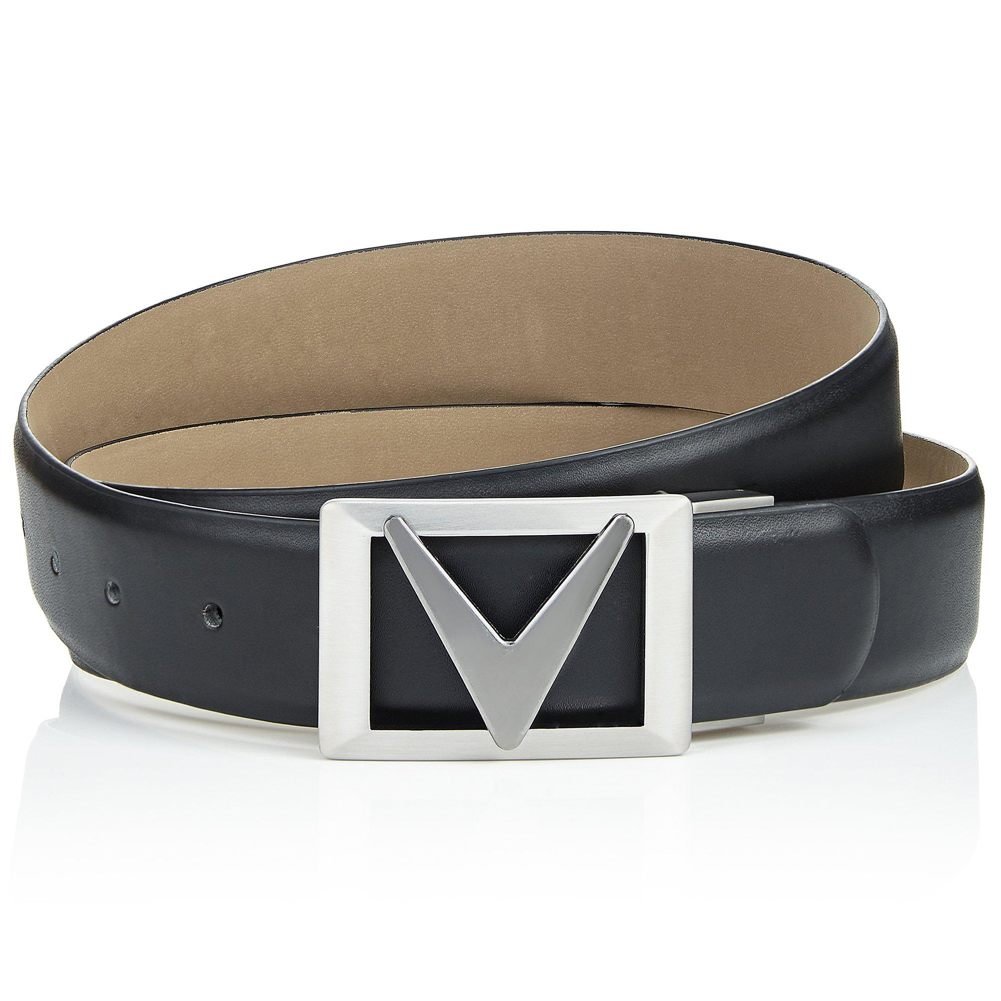 Men's Signature Chevron Belt