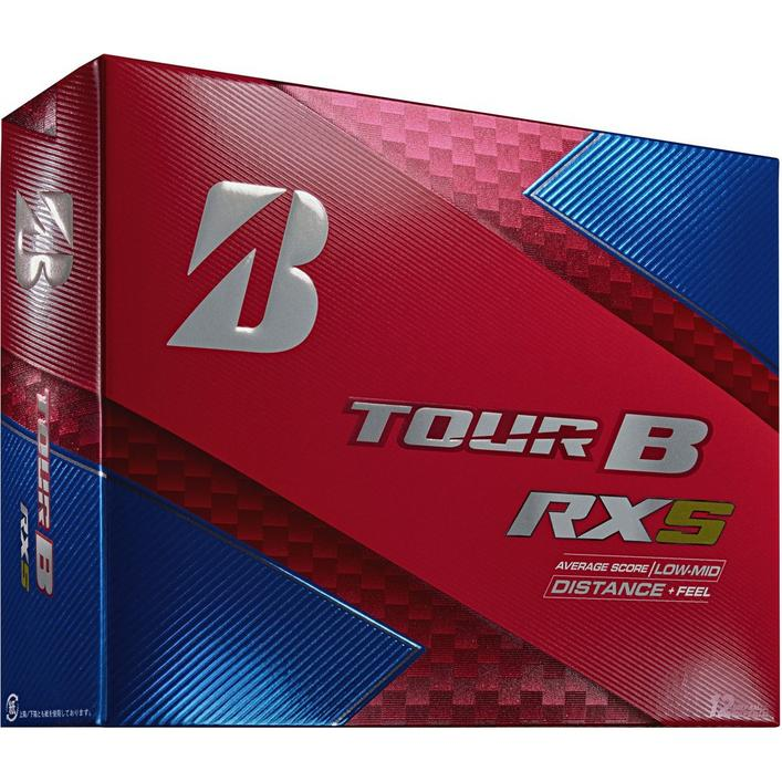 Balles Tour B RXS