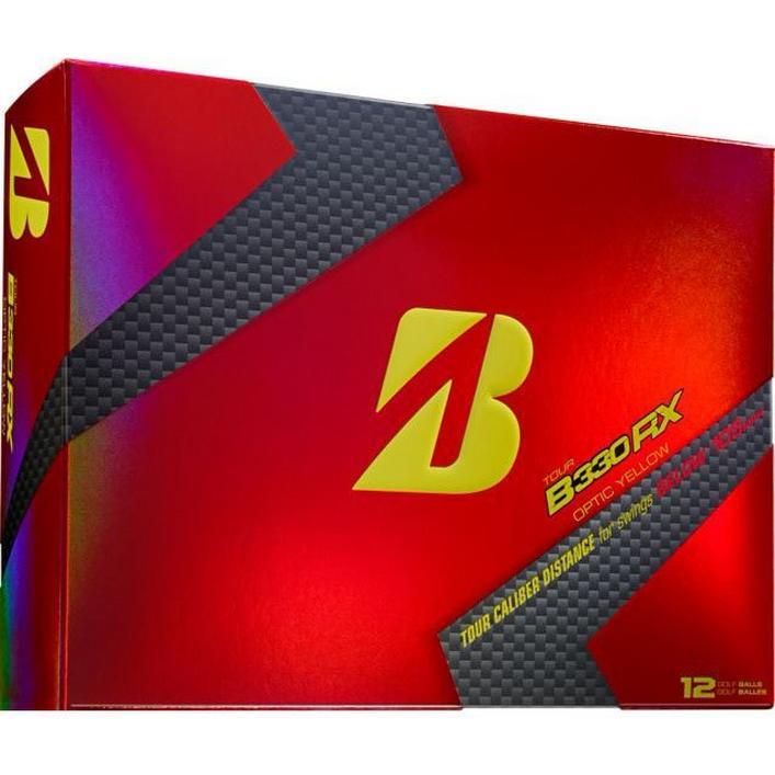 B330 RX Yellow B Logo