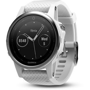 Montre GPS fenix 5S – Blanc/Blanc