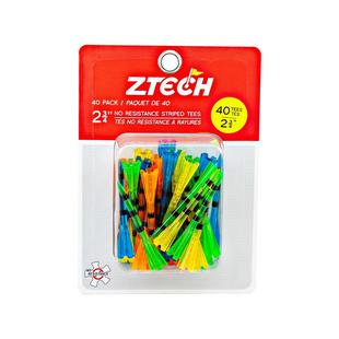 Translucent Tees - 2 3/4 Inch (40 Pack)