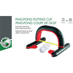 Ping Pong Golf putting unit