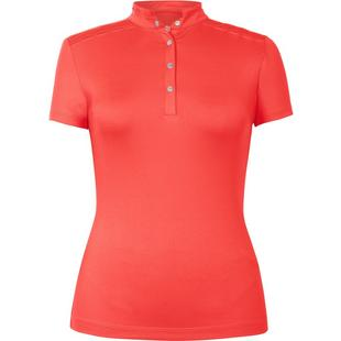 Women's Karen Solid Short Sleeve Top