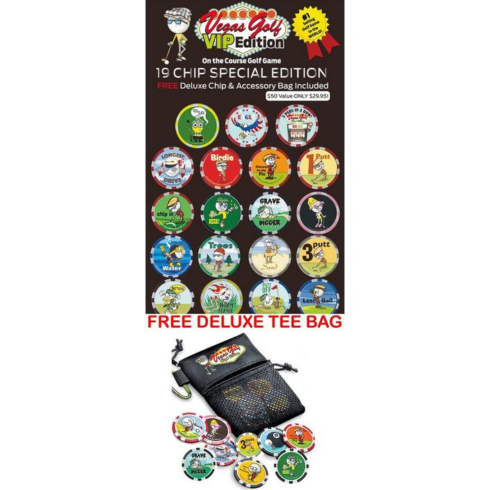 Vegas Golf 19PC Special Edition Bonus Pack