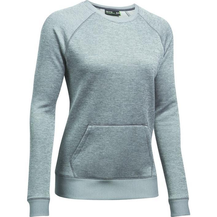 Chandail Storm Sweaterfleece à col au ras du cou pour femmes